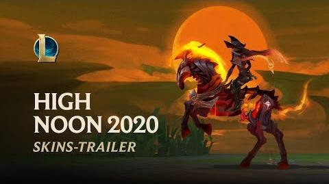 High Noon 2020 Duell mit dem Teufel Offizieller Skins-Trailer – League of Legends
