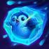 Pinguinschleudern Beschwörersymbol
