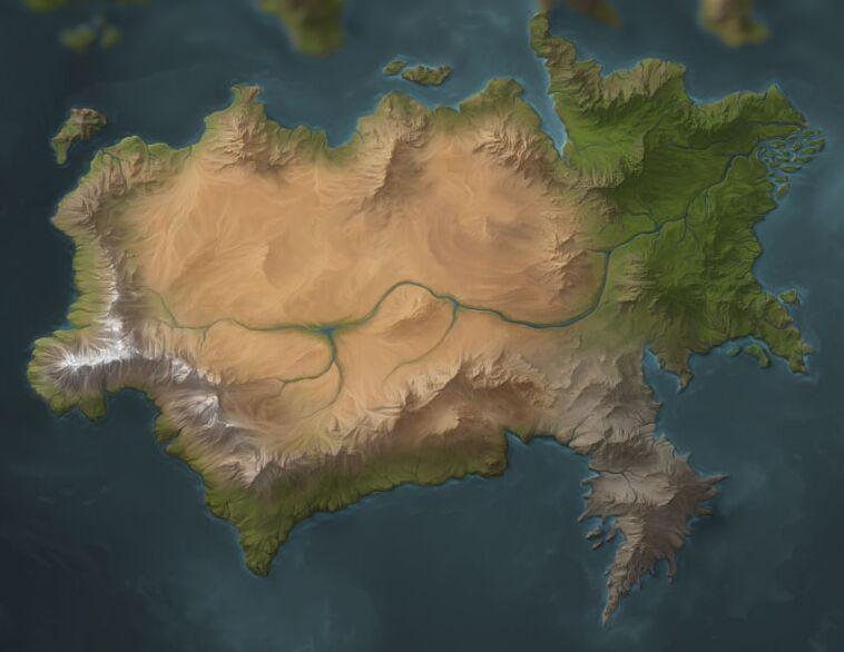 Shuriman Continent.jpg