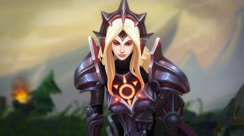 The Coven and The Eclipse Eclipse Leona Skins Trailer - League of Legends