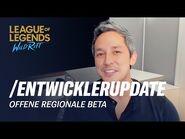 -Entwickler-Update – die offene regionale Beta beginnt! – League of Legends- Wild Rift