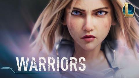 Krieger (mit 2WEI und Edda Hayes) Saison 2020 Cinematic - League of Legends