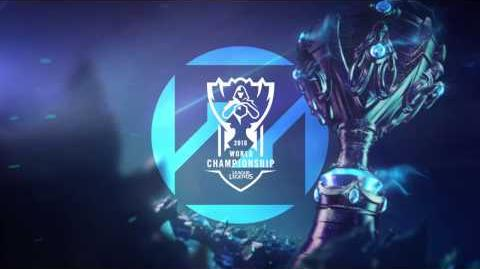 Mistrzostwa Świata Sezonu 2016, Finał Zedd Ignite (Finals Remix) - ekran logowania