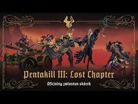 Pentakill III Lost Chapter - Oficjalny zwiastun skórek