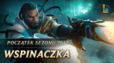 Wspinaczka - League of Legends