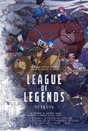 League of Legends Origins Cover 2