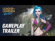 Official Gameplay Trailer - League of Legends- Wild Rift