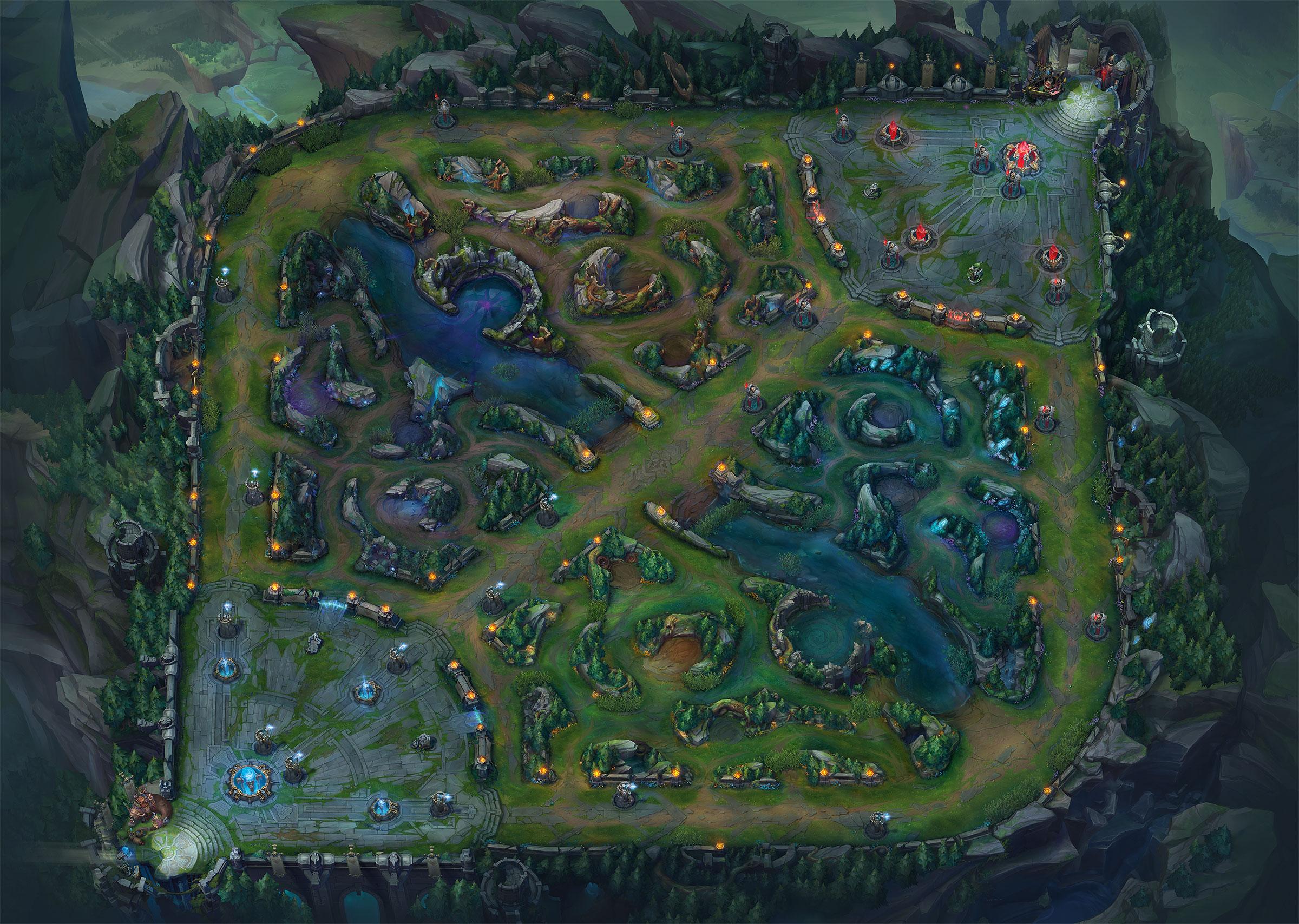 Map (League of Legends)
