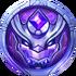 Cosmic Creation Season Diamond LoR profileicon