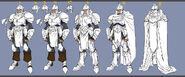 Demacia Soldier Concept 06