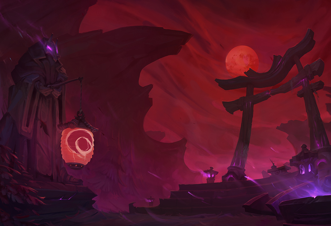Hunt of the Blood Moon