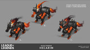Hecarim HighNoon Concept 03