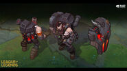 Singed Resistance Concept 02