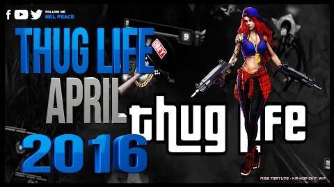 Thug Life Compilation 1 - April 2016 - League of Legends