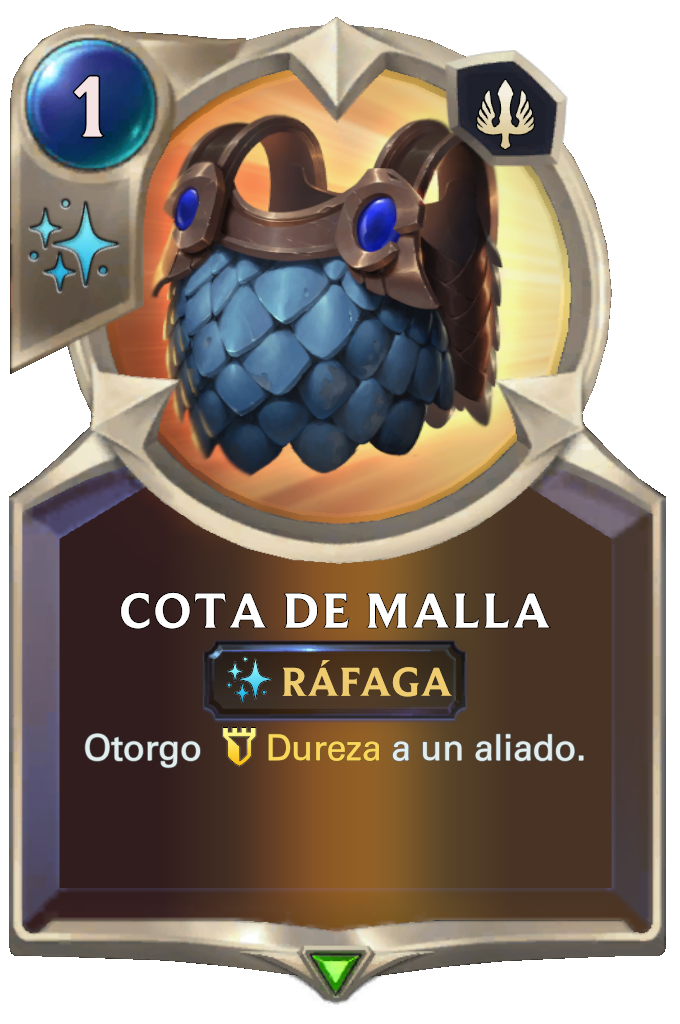 Cota de Malla (Legends of Runeterra)