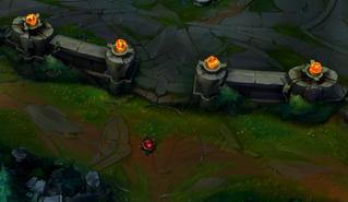 Infernal Rift blast cone location 3