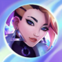 KDA ALL OUT Akali Chroma profileicon