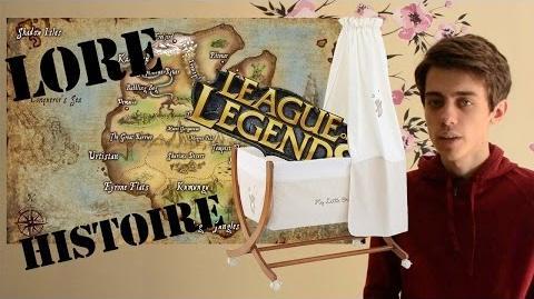 League Of Legends Lore Histoire 01- La naissance de la league