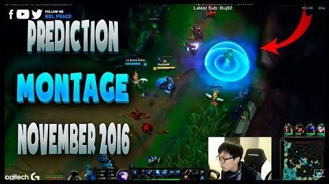 Prediction Montage - November 2016 - Best Predictions Montage