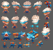 Heimerdinger PoolParty Model 01