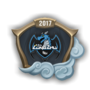 Worlds 2017 Longzhu Gaming Emote