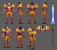 Jarvan IV PoolParty Model 01