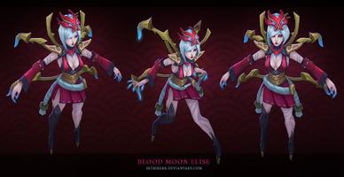 Elise Blutmond- Model 01