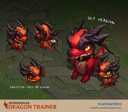Heimerdinger DragonTrainer Concept 05