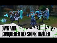 MSI 2021 - DWG & Conqueror Jax - League of Legends