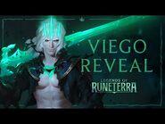 Viego Reveal - New Champion - Legends of Runeterra