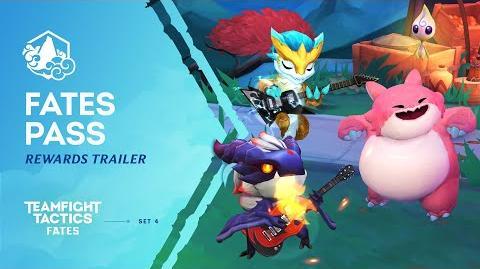 Discover the Fates Pass Rewards Trailer - Teamfight Tactics