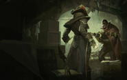 Graves Twisted Fate The Burning Tides 01