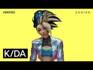 "K-DA ""MORE"" Official Lyrics & Meaning - Verified"