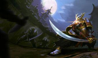 Master Yi Samurai-Yi S Ch