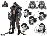 Sylas Freljord Warriors Concept 03