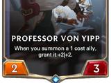 Professor von Yipp (Legends of Runeterra)