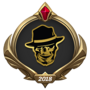 MSI 2018 Royal Bandits Emote