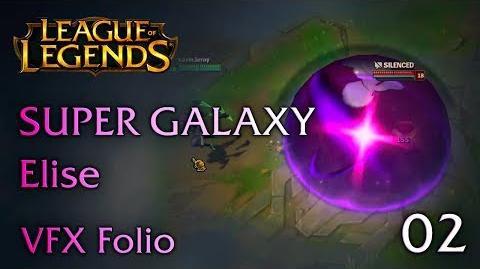 VFX Folio Super Galaxy Elise