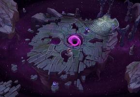 Kosmische Ruinen Konzept 06
