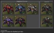 Urgot Update Battlecast Chroma Concept 01