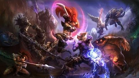 Witamy w League of Legends
