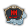 Worlds 2017 Infinity eSports CR Emote