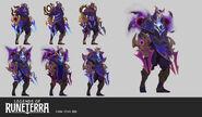 Zed DarkStar LoR Concept 01