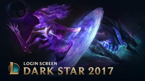 Dark Star 2017 - Login Screen
