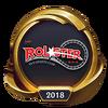 Emotka Mistrzostwa 2018 – Złote KT