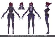 Evelynn Update Safecracker Concept 04