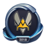 Worlds 2018 Team Vitality Emote
