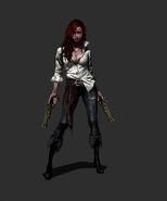 Miss Fortune Surrender Concept 05