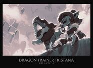 Tristana DragonTrainer Splash Concept 02
