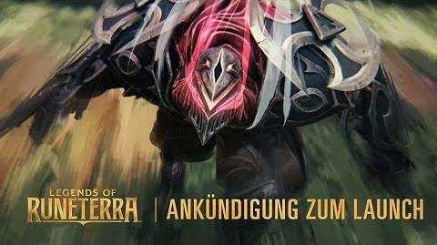 Legends of Runeterra Ankündigung & Trailer zum Launch